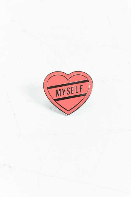 Weird Empire Love Myself Pin