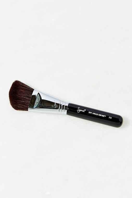 Sigma Beauty F23 Soft Angle Contour Brush,ASSORTED,ONE SIZE