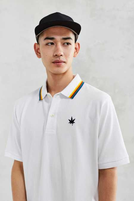 Boast Multi Tipped Polo Shirt