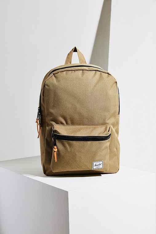 Herschel Supply Co. Settlement Mid-Volume Backpack,GREEN,ONE SIZE