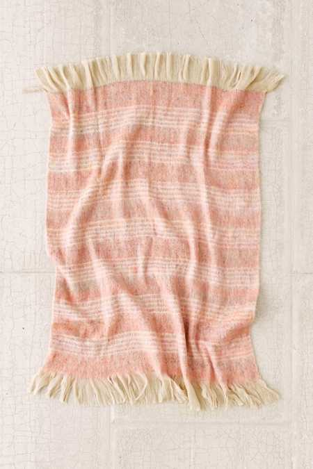 Romy Brushed Plaid Throw Blanket
