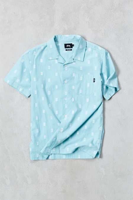 Stussy Short-Sleeve Camp Shirt