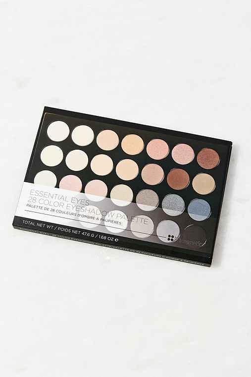 bh cosmetics 28 Essential Eyes Palette,ASSORTED,ONE SIZE