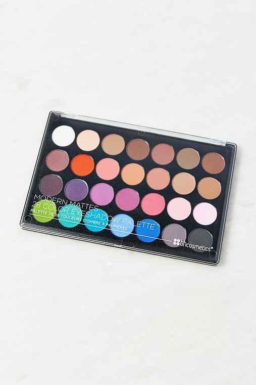 bh cosmetics Modern Mattes Eyeshadow Palette,ASSORTED,ONE SIZE
