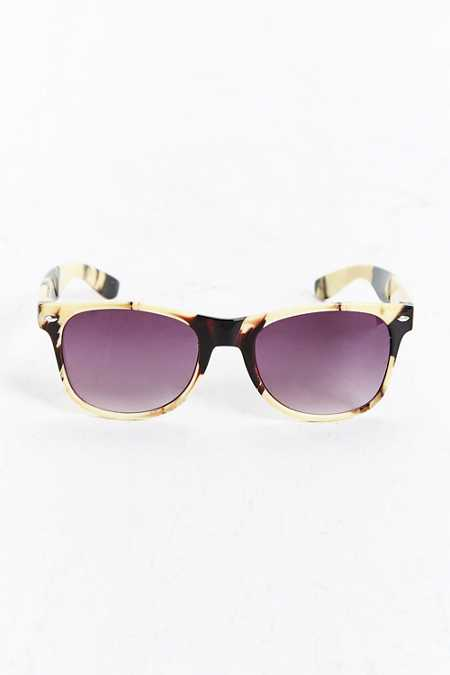 Polished Square Sunglasses