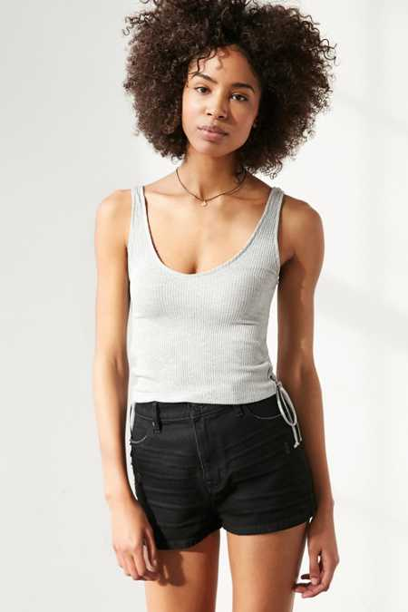 Project Social T Andi Side-Tie Tank Top