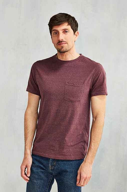 UO Galaxy Pocket Tee,DARK PURPLE,S