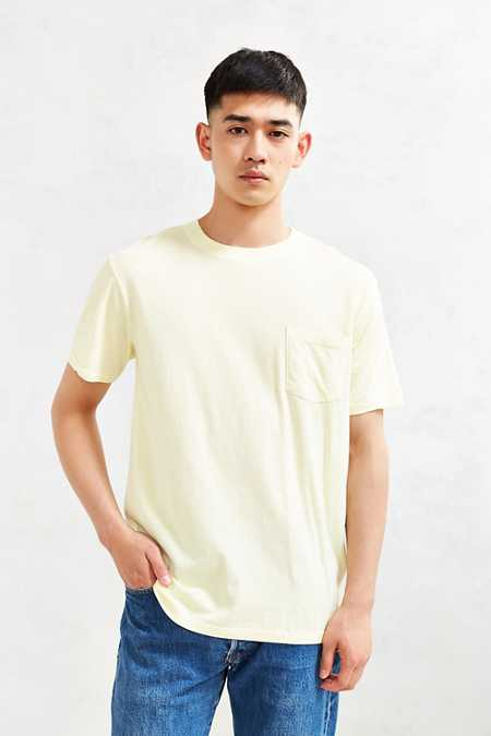 UO Pigment Pocket Tee
