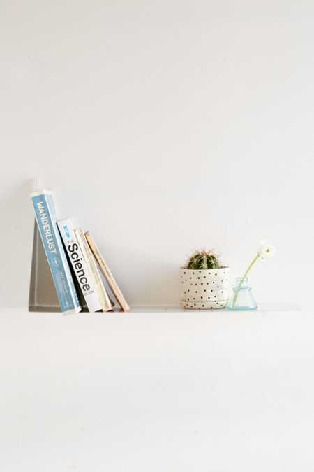 Bent Metal Shelf