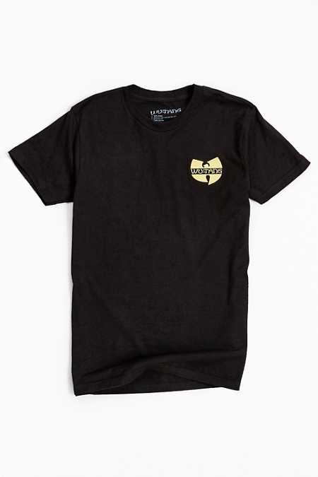 Wu-Tang Clan Embroidered Tee