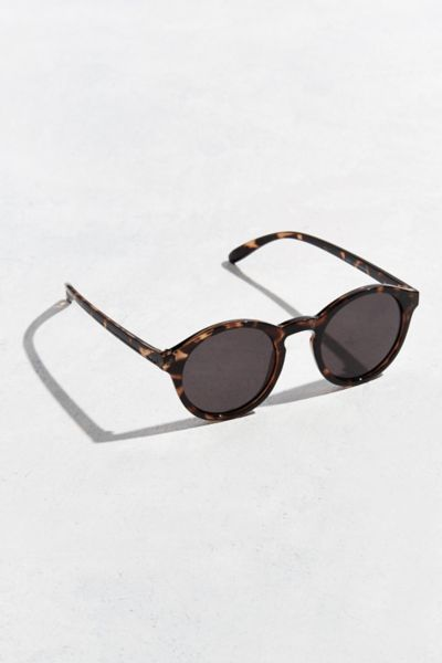 Glasses Frames Urban Outfitters : Plastic Round Sunglasses - Urban Outfitters