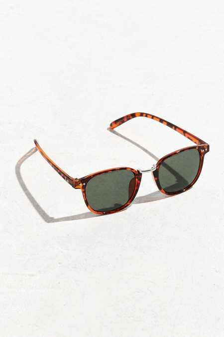 Refined Round Sunglasses
