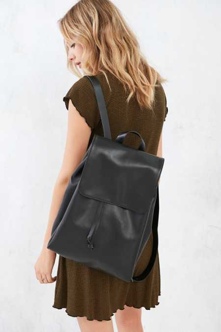 BDG Saffiano Backpack