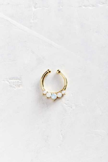 Royal Stones Septum Ring