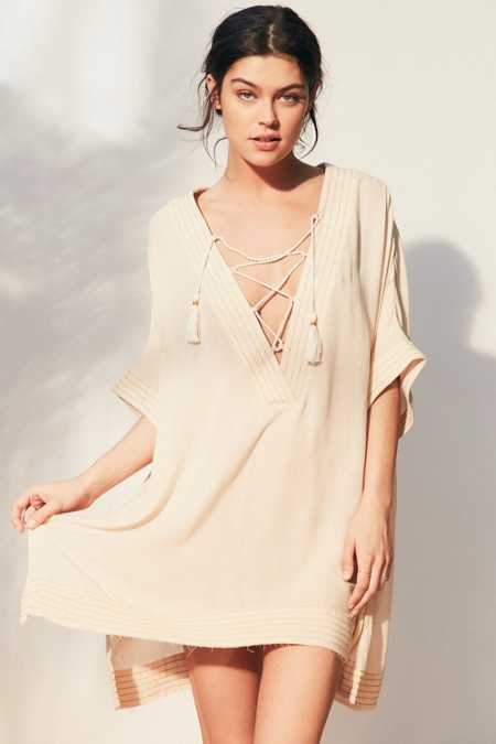 Out From Under Lola Beach Caftan Cover-Up