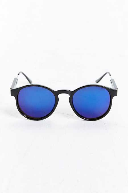 Heavy Round Sunglasses