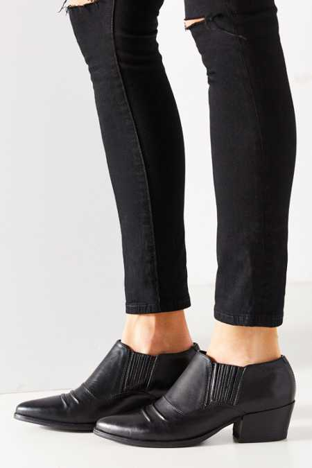Vagabond Mandy Western Ankle Boot