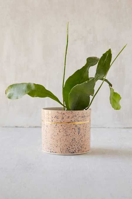 The Object Enthusiast Speckled Planter
