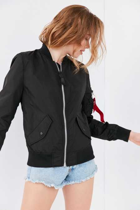 Alpha Industries Lightweight MA-1 Bomber Jacket