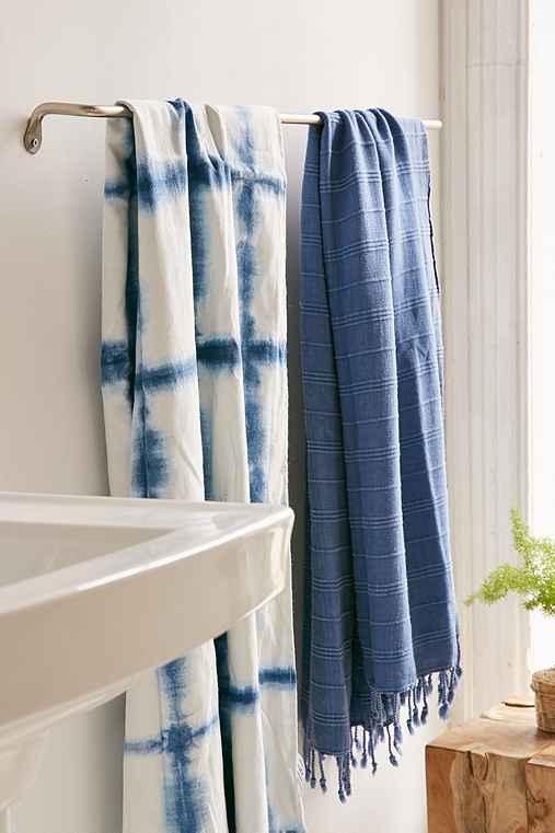 Bijou Hand Towel Bar,BRONZE,L