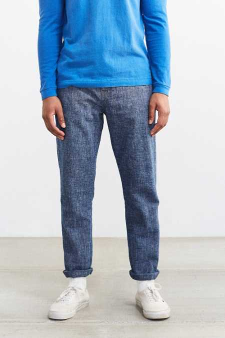 CPO Textured Linen Morr Slim Pant