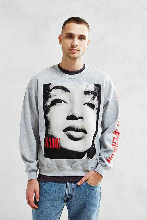 Sade Smooth Operator Sweatshirt,GREY,M