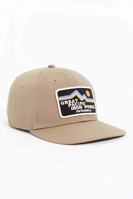 Patagonia Great Pacific Iron Works Roger That Baseball Hat