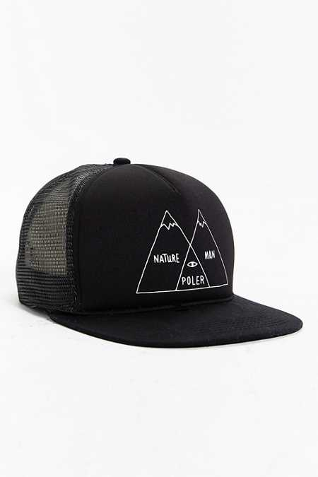 Poler Venn Diagram Trucker Hat