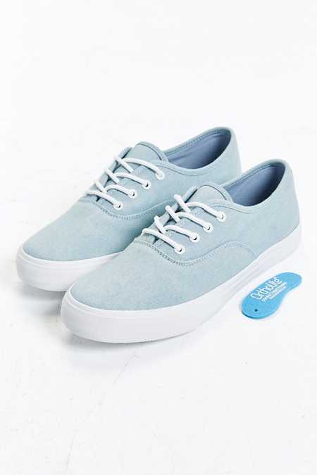 UO Washed Denim CVO Sneaker