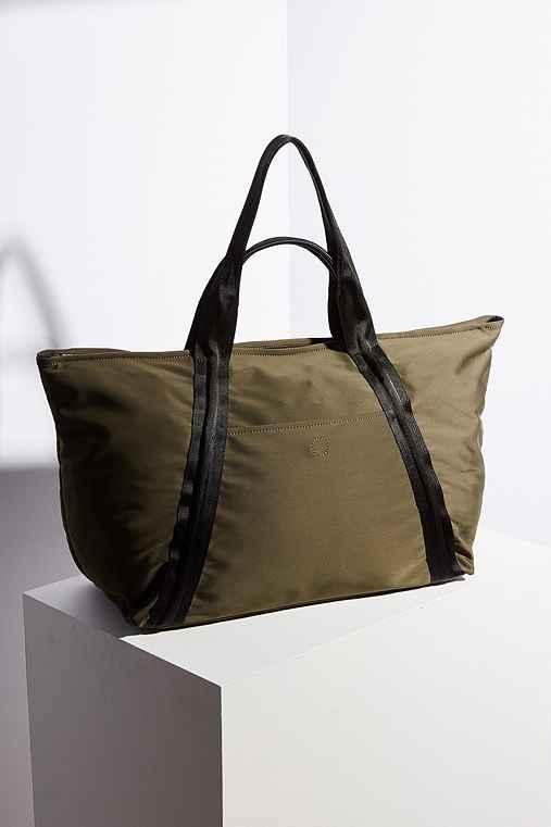 FLYNN Long Weekender Bag,GREEN,ONE SIZE