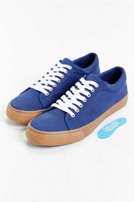 UO Canvas Court Gumsole Sneaker