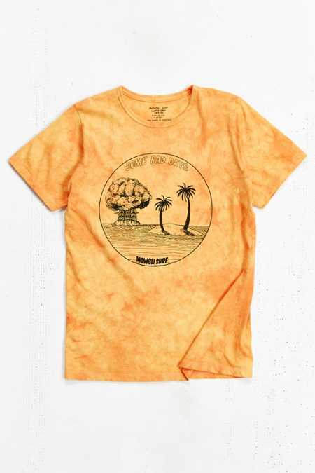Mowgli Surf Some Bad Days Tee