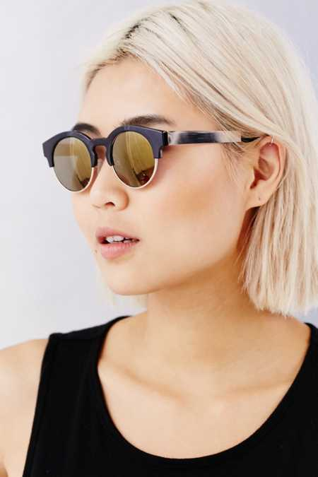 Snapshot Mini Round Sunglasses