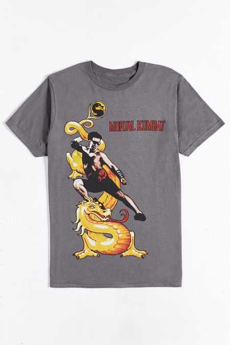 Mortal Kombat Johnny Cage Tee