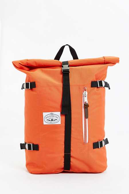 Poler Retro Rolltop Backpack