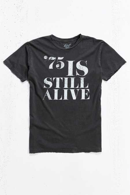 Midnight Rider 75 Is Still Alive Tee