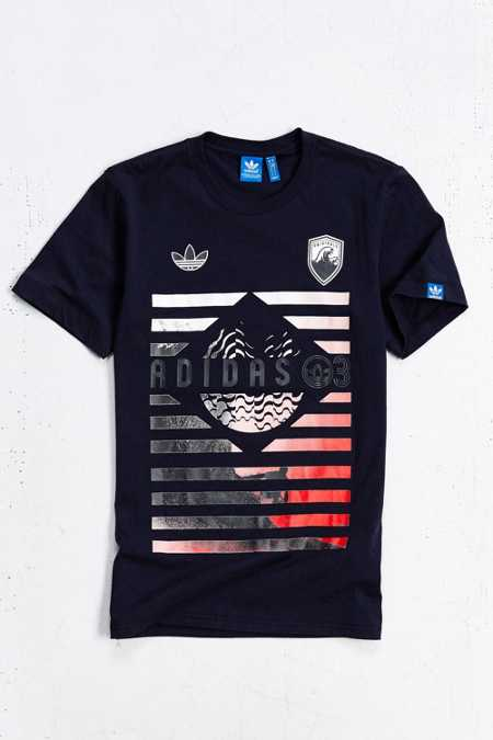 adidas Badge Graphic Tee