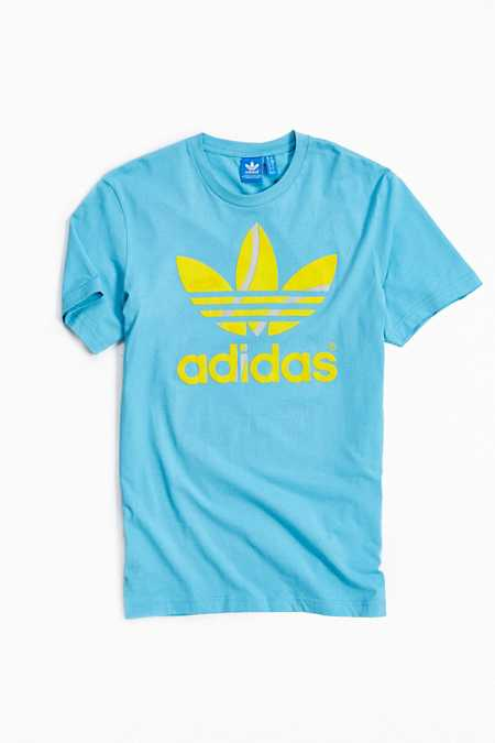 adidas Flocked Tennis Ball Tee