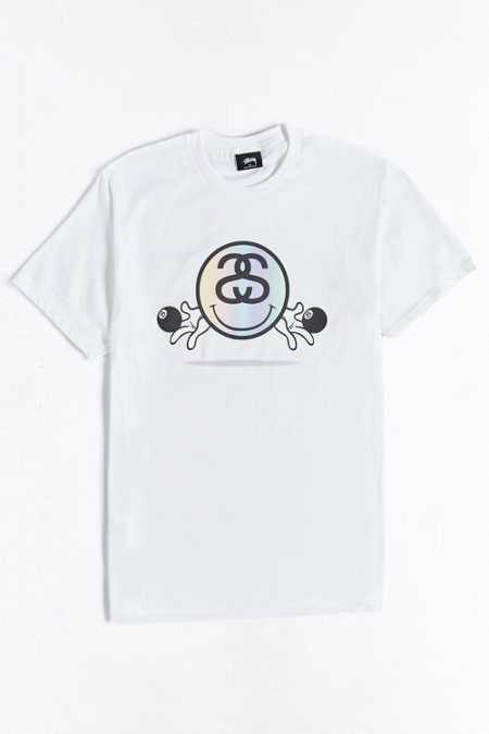 Stussy Smiley Link Tee