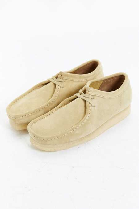 Clarks Wallabee Suede Shoe