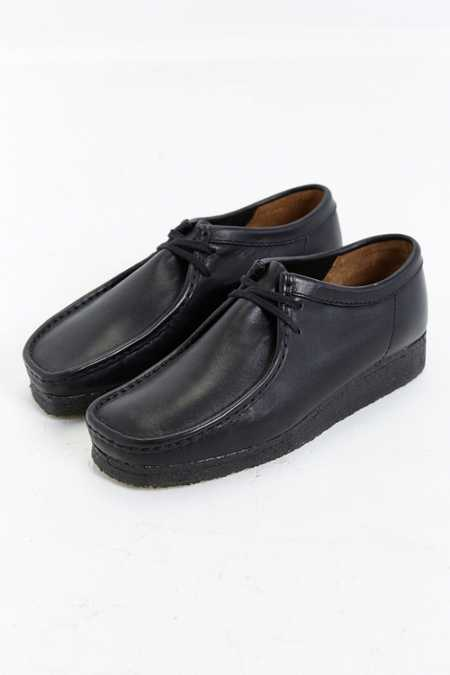 Clarks Wallabee Leather Shoe