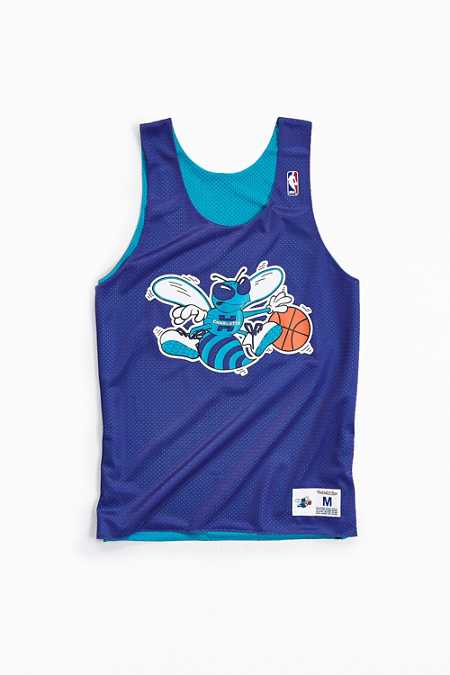 Mitchell & Ness Reversible Hornets Tank Top