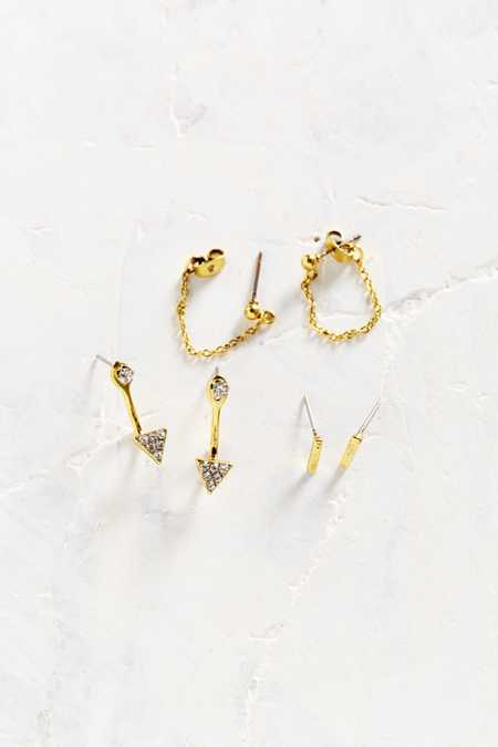 Mostly Modern Earring Set