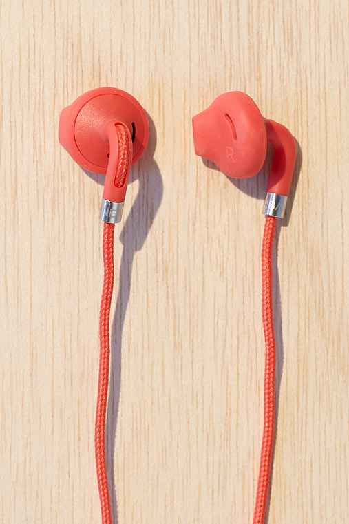 Urbanears Sumpan Earbud Headphones,RED,ONE SIZE