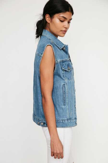 BDG Girlfriend Denim Vest