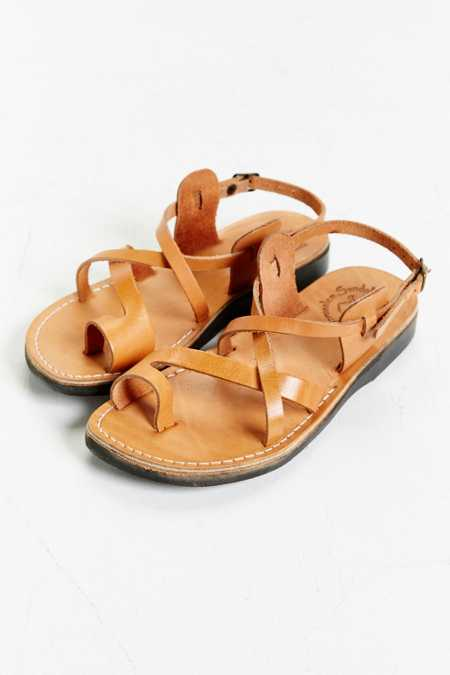 Good Shepherd Buckle Sandal