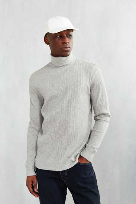 CPO Ribbed Turtleneck Shirt