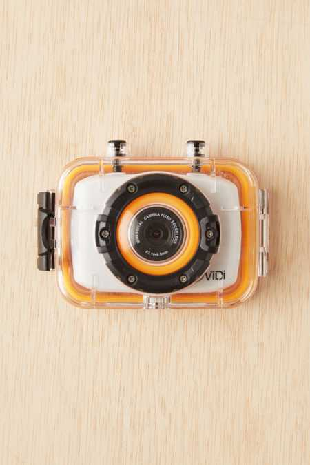 ViDi Action Camera Transparent Camera Set
