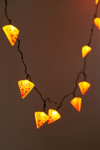 Led String Lights Urban Outfitters : Pizza String Lights - Urban Outfitters