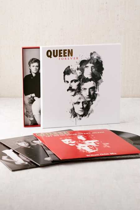Queen - Limited Edition Forever Box Set 4XLP